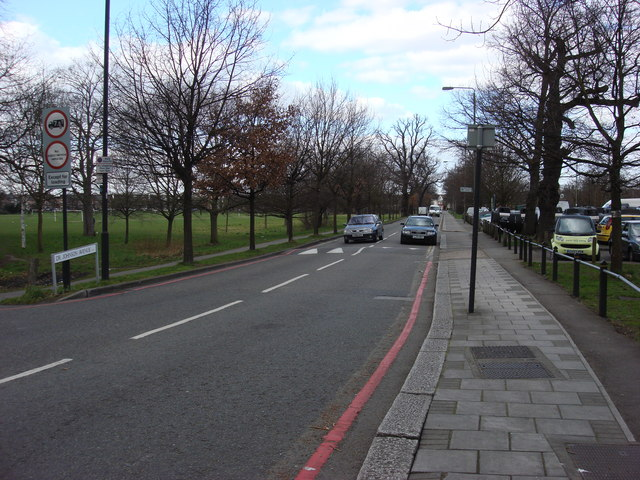 Dr Johnson Avenue
