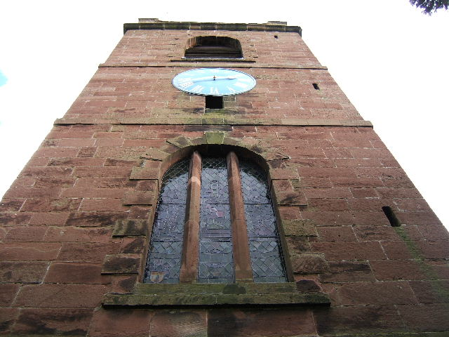 St. Bartholomew's Church, Great Barrow
