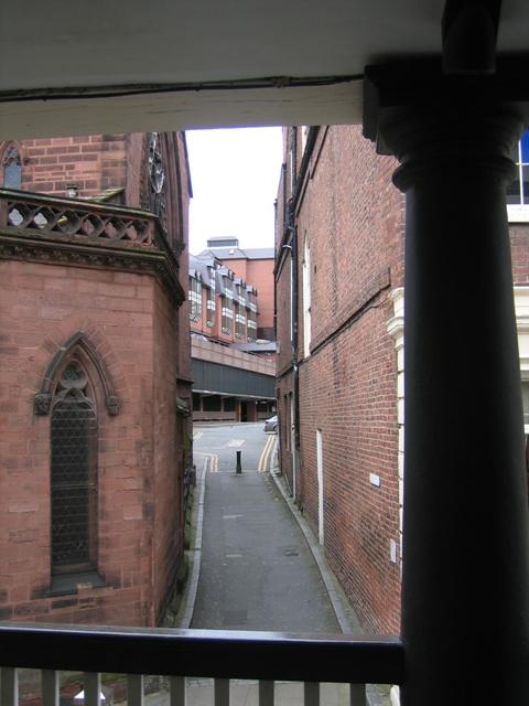 Trinity Street from Watergate Row