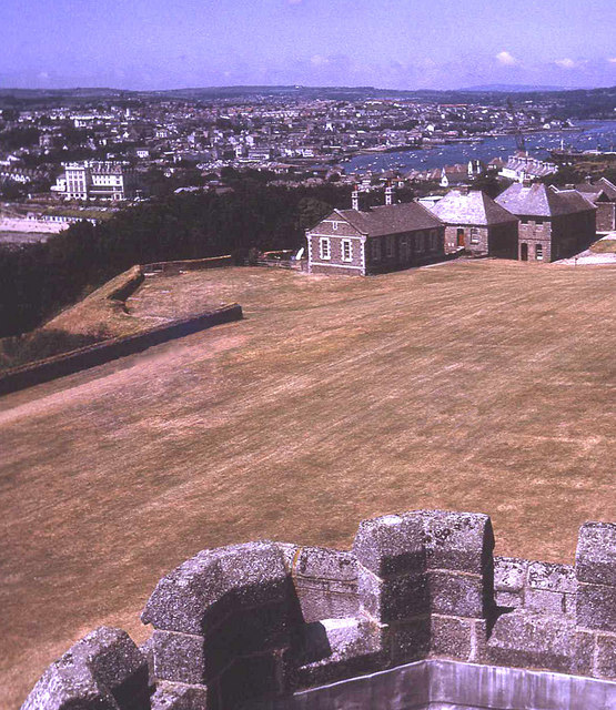 Pendennis Castle
