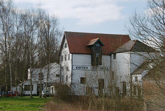 Cotes Mill