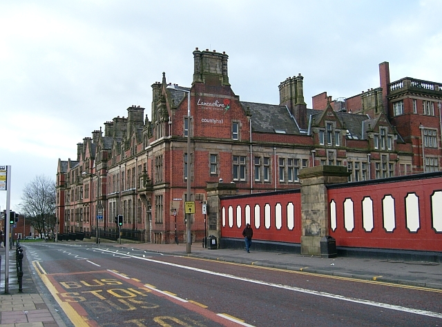 Lancashire County Hall, Preston