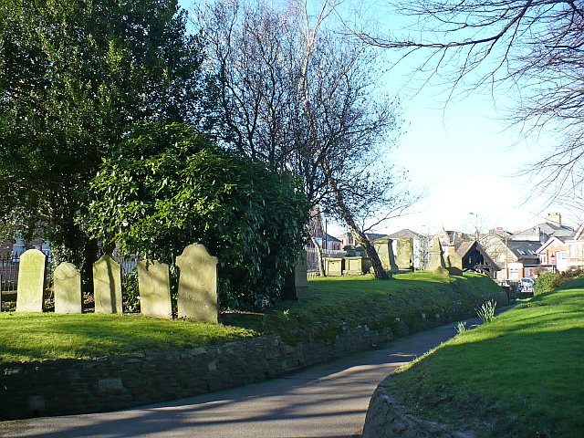 St Woolos Cathedral churchyard
