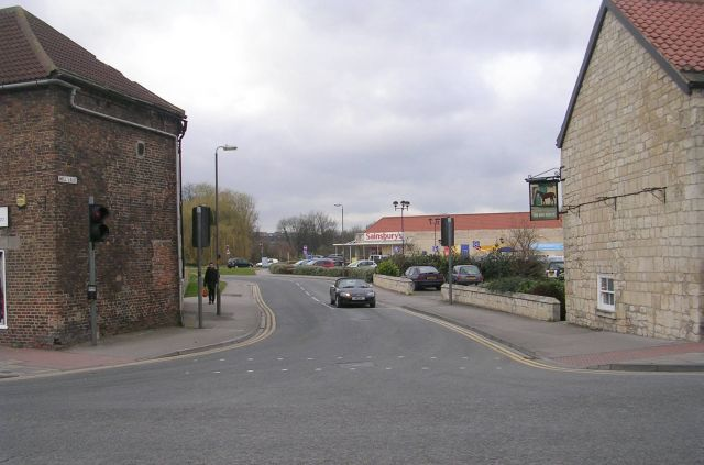 Mill Lane - Commercial Street
