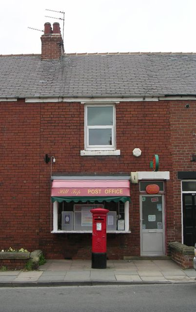 Hill Top Post Office - York Road