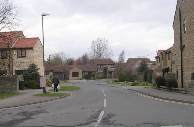Parkland Drive - York Road