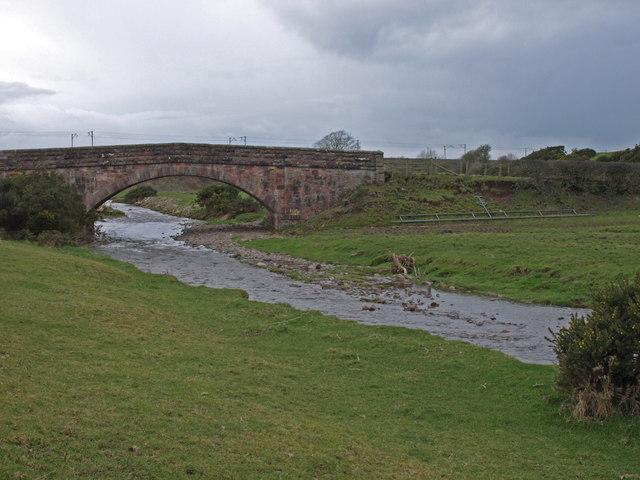 Road Bridge over Mein Water