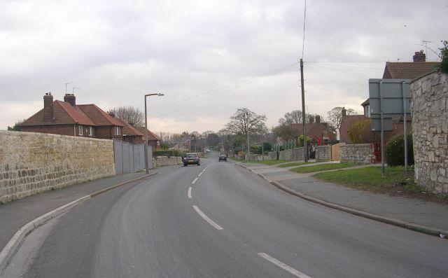 Oxton Lane