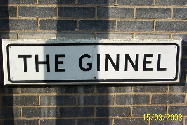 The Ginnel in Harrogate
