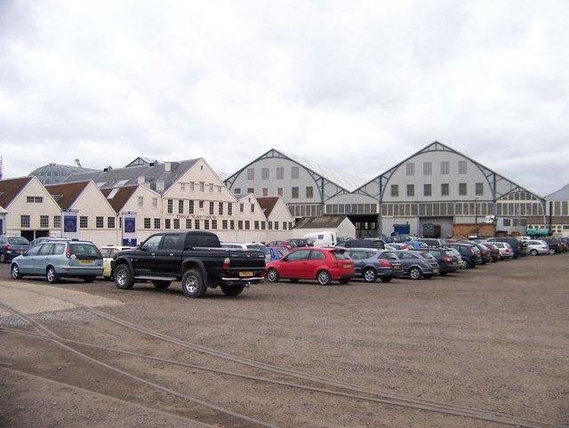 Historic Dockyard, Chatham
