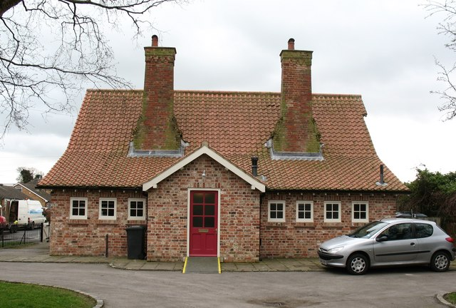 Bolton Percy village hall