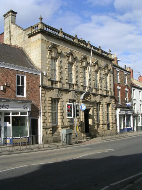 Barclays Bank - Bridge Street
