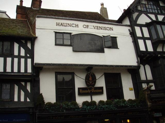 Haunch of Venison