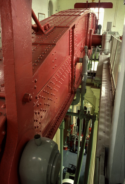 Cornish beam engine, Springhead Pumping Station