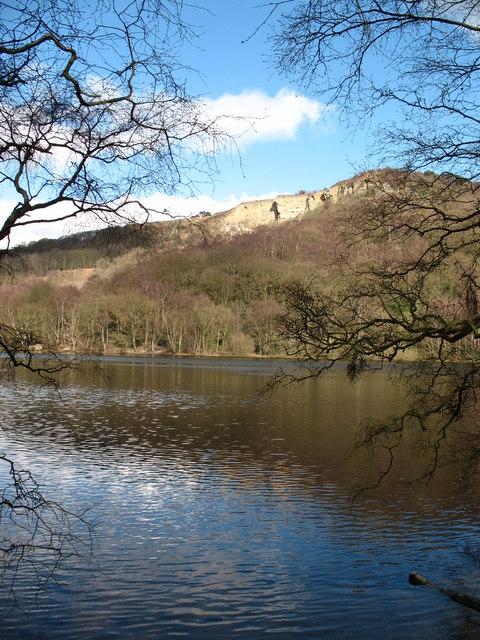 Lake and Crag