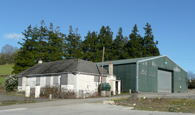 Redundant buildings