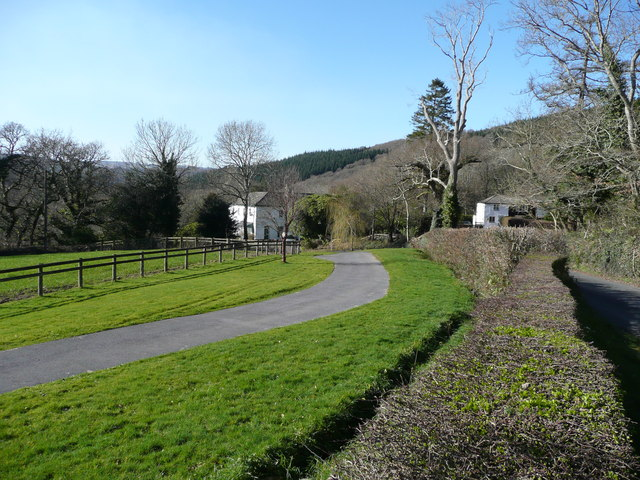 Houses at Lent Hill