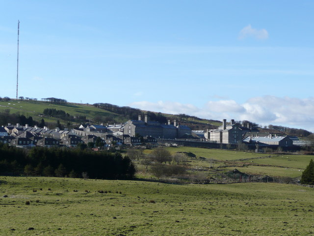 HM Prison, Princetown
