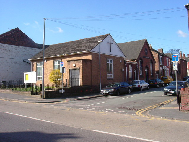 Blurton Free Baptist Church