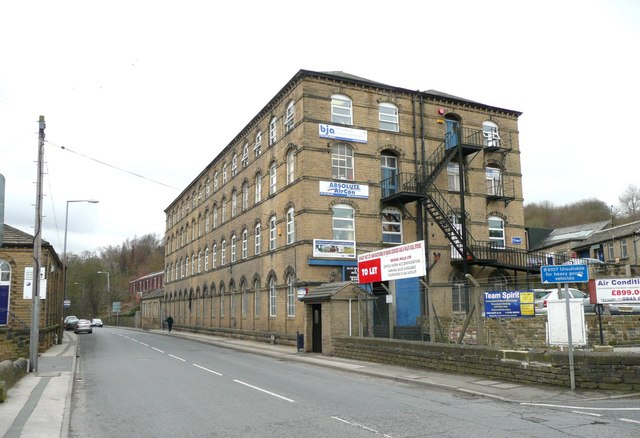 Bridge Mills, Huddersfield Road, Holmfirth