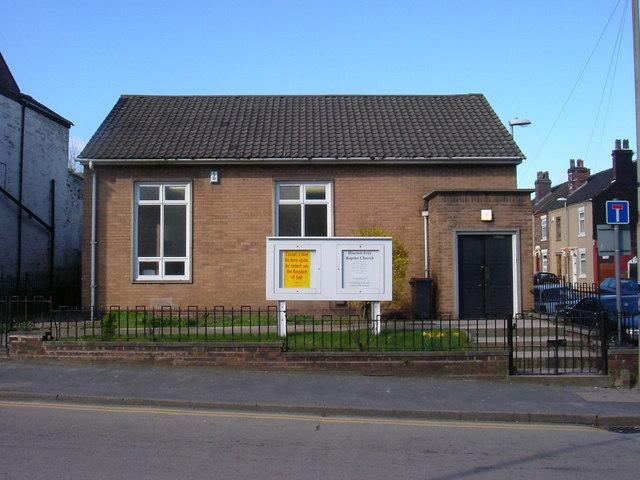 Blurton Free Baptist Church