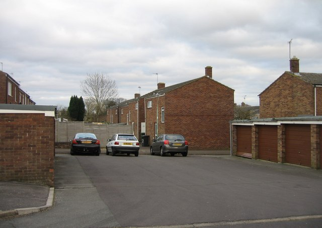 Residential parking - Lilac Way