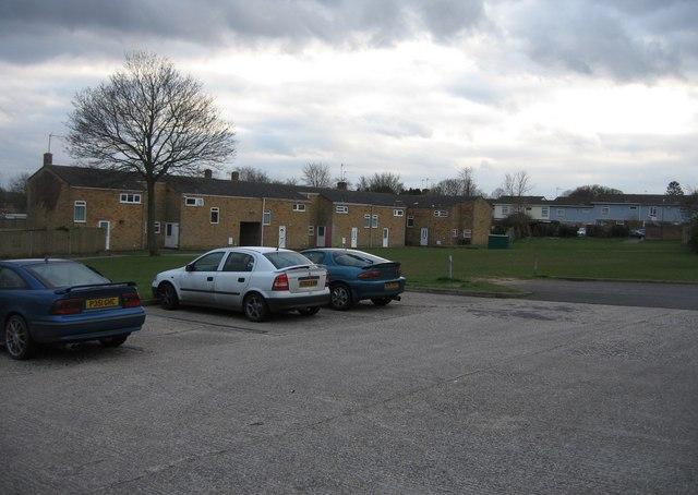 Open ground - Winklebury