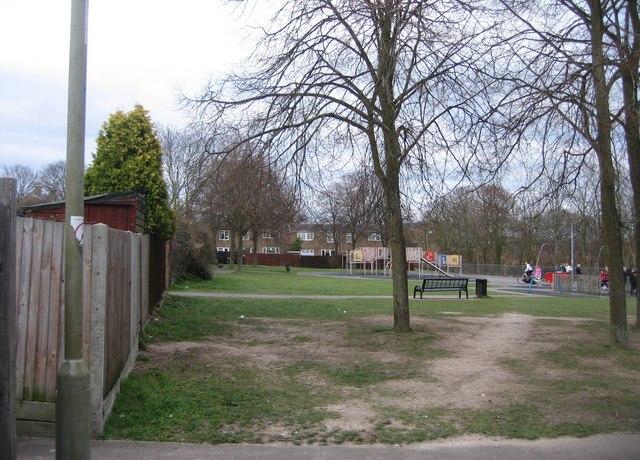 Estate play area