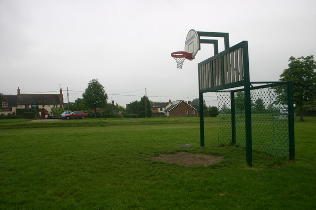 SP6617 : Basketball net/football goal