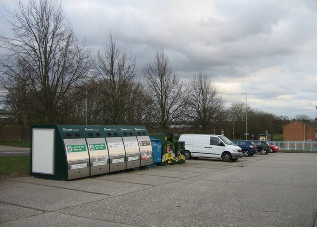 Watson Way recycling centre