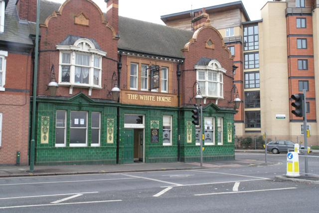 The White Horse, Ilkeston Road, Nottingham