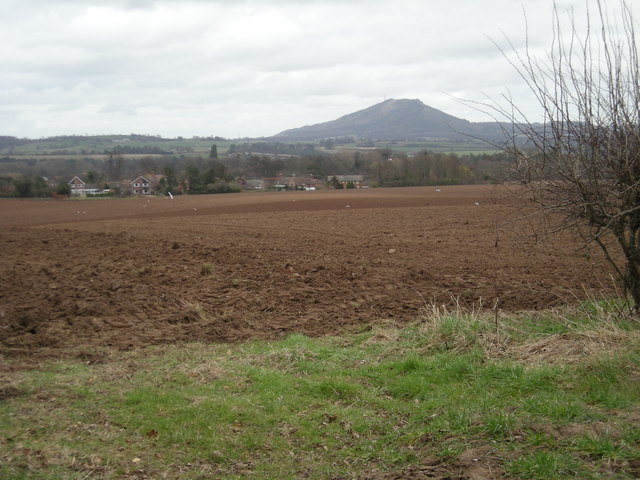 Tilled & ready for planting