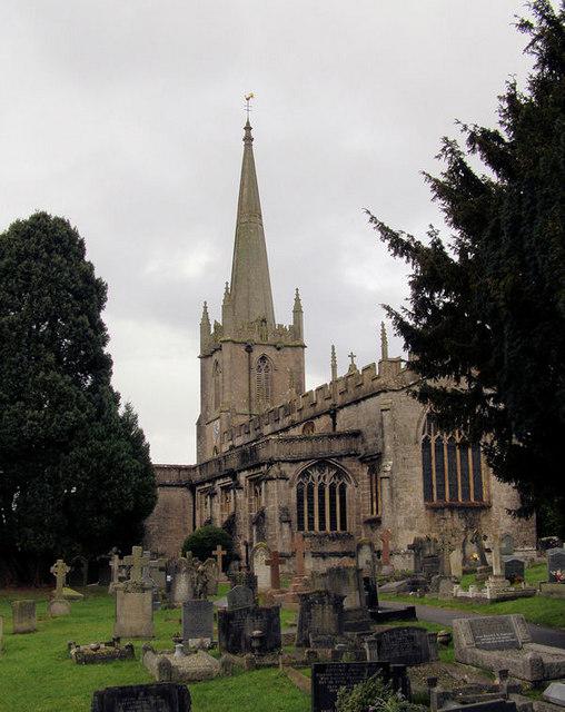 St Mary's Church, Croscombe