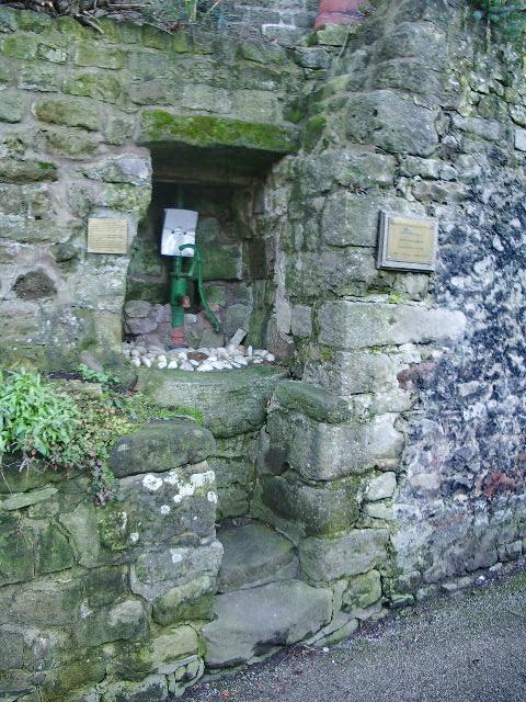 St Patrick's Well, Main Street, Heysham
