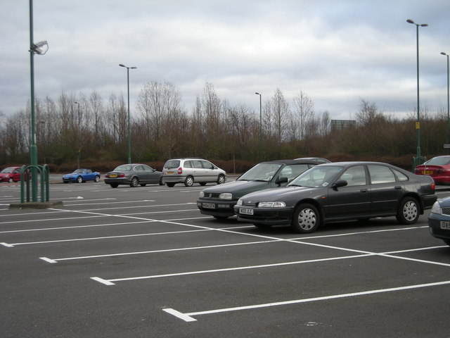 Meole Brace Park & Ride Car Park
