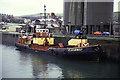 NX9718 : Steam Dredger Clearway, Whitehaven by Chris Allen