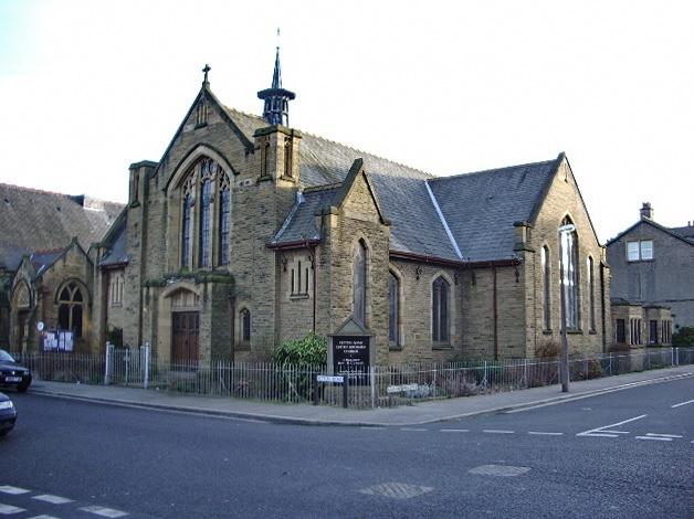 Sefton Road United Reformed Church, Morecambe
