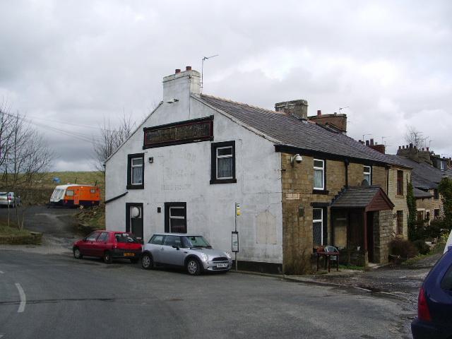 Red Lion Inn, Bedlam, Green Haworth