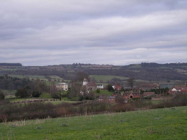 View of Sheinton
