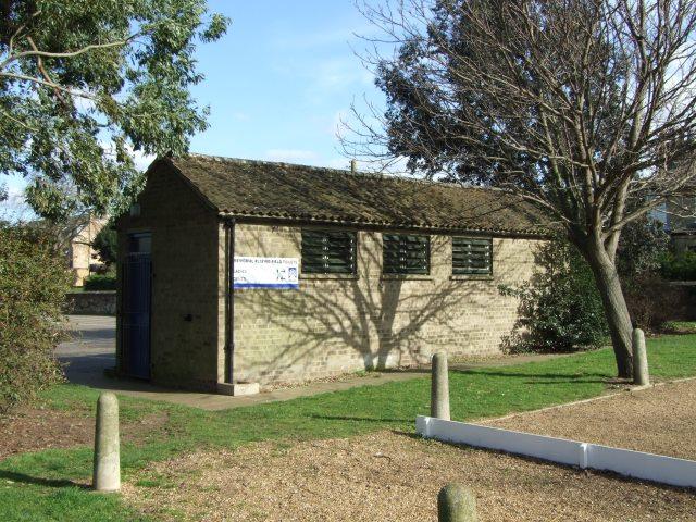 Downham Market Memorial Sports Ground toilet