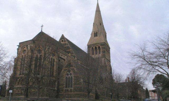 All Saints, All Saints Street, Nottingham