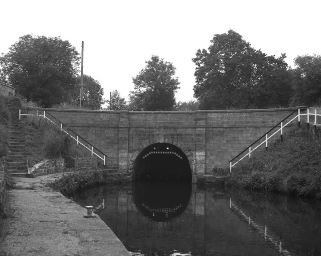 Foulridge Tunnel, Leeds and Liverpool Canal