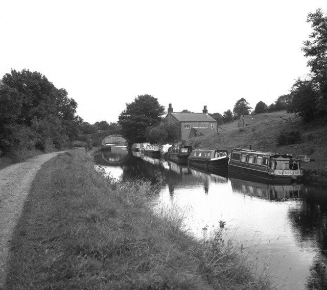 Wanless Bridge 145, Leeds and Liverpool Canal
