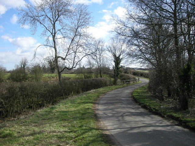 Bitteswell-Woodby Lane