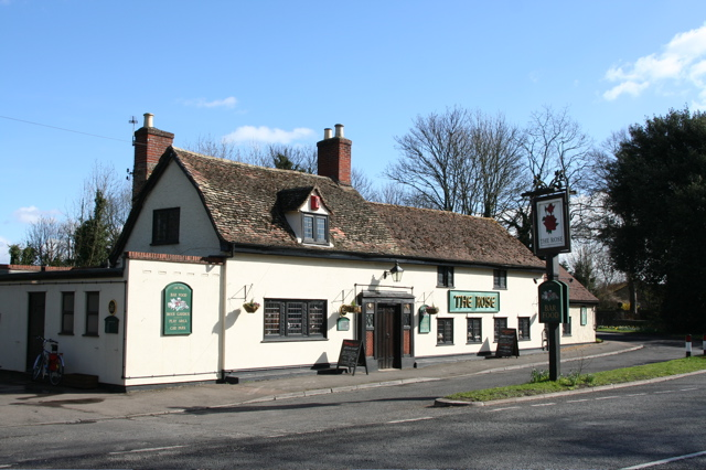 The Rose public house