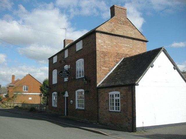 Bitteswell-The Olde Royal Oak