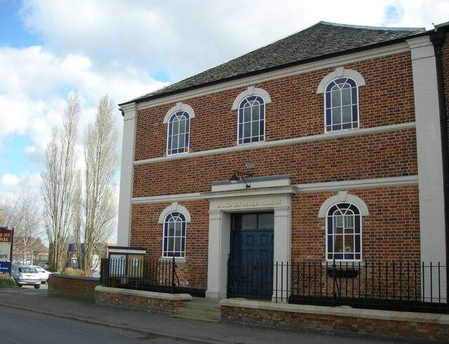 Lutterworth-United Reformed Church