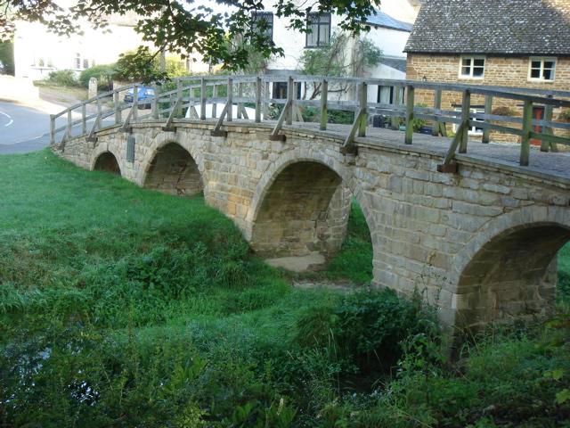 Medbourne Pack Horse Bridge