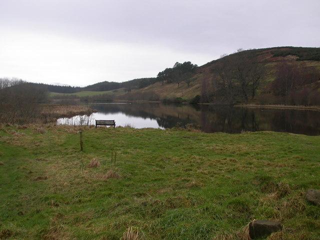 Loch Kinellan, near Strathpeffer