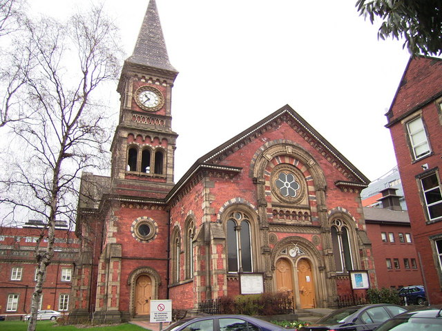 St James Hospital Church